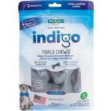 PetSafe® Indigo™ Triple Chew™ Dental Dog Treats I004645b