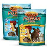Zuke's® Power Bones Dog Treats 6 oz. 782813b