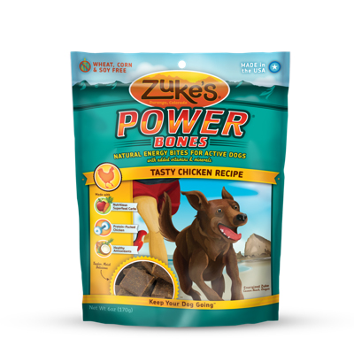 Zuke's® Power Bones Dog Treats 6 oz. Chicken I004771