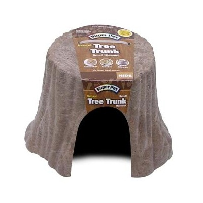 Super Pet® Natural Tree Trunk Small Hideout for Small Animals I004949
