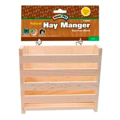 Super Pet® Natural Hay Manager for Small Animals I004962