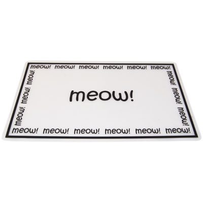 Petrageous® Design Placemat Meow I004994