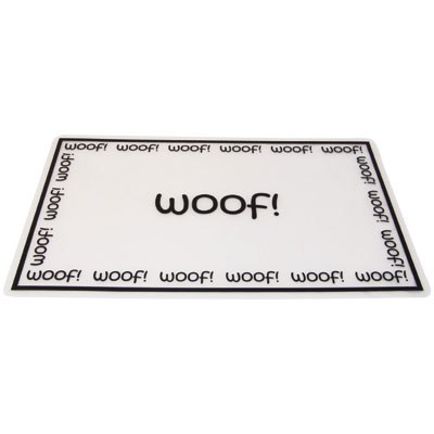 Petrageous® Designs Placemat Woof I004995