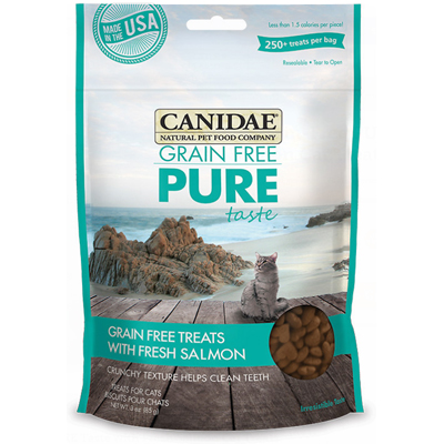 Canidae® Grain Free Pure Taste Fresh Salmon 3 oz. I005357
