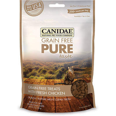 Canidae® Grain Free Pure Taste Fresh Chicken 3 oz. I005358