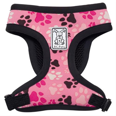 RC Pet Products Cirque Harness for Dogs Pitter Patter Pink  I005377e