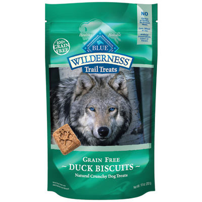 Blue Buffalo BLUE™ Wilderness™ Trail Treats, 10 oz. Duck I005457
