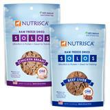 Dogswell® NUTRISCA® Raw Freeze Dried SOLOS™ 1.5 oz. I005589b