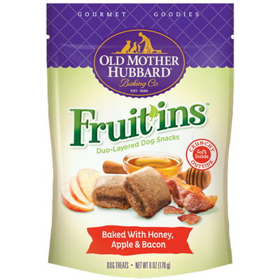 Old Mother Hubbard® Gourmet Goodies Fruit'ins™ Honey, Apple & Bacon I005643