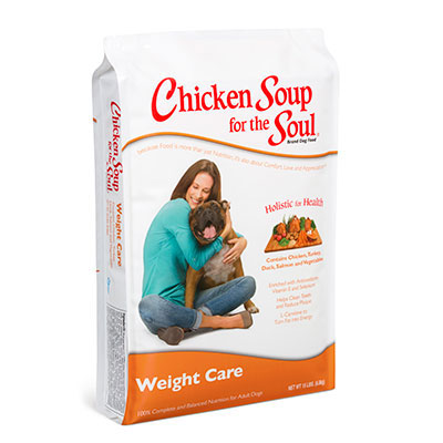 Chicken Soup for Soul® Weight Care Dry Dog Food