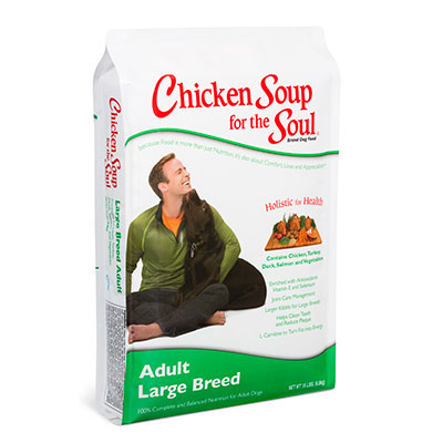 Chicken Soup for the Soul® Large Breed Adult Dry Food 30 lbs. I005653