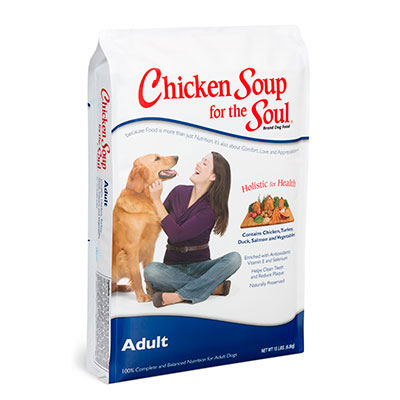 Chicken Soup for the Soul® Adult Dog Dry Food I005656b
