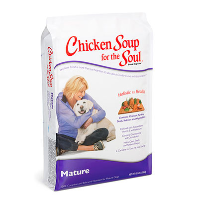 Chicken Soup for the Soul® Mature Dog Dry Food I005657b