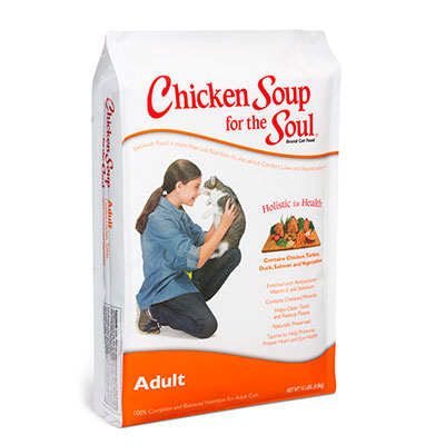 Chicken Soup for the Soul® Adult Cat Dry Food I005662b