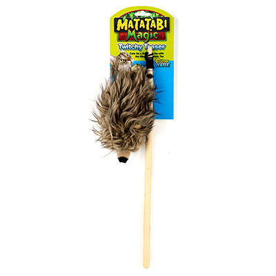 Critter Ware® Matatabi Magic Twitchy Teaser I005784