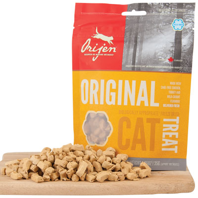 Orijen® Biologically Appropriate™ Freeze Dried Cat Treats I005831b