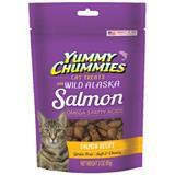 Yummy Chummies® Grain Free Soft & Chewy Cat Treats Salmon Recipe 3 oz. I006055