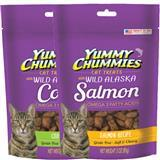 Yummy Chummies® Grain Free Soft & Chewy Cat Treats 3 oz. I006055b