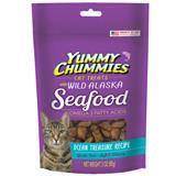 Yummy Chummies® Grain Free Soft & Chewy Cat Treats Ocean Treasure Recipe 3 oz. I006058
