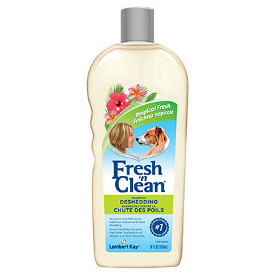 Lambert Kay® Fresh 'n Clean® Deshedding Shampoo Tropical Fresh Scent 18oz. I006113