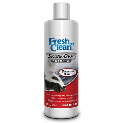 Lambert Kay® Fresh 'n Clean® Skunk-Off® Shampoo 8 oz. I006118