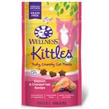 Wellness® Kittles™ Salmon & Cranberries 2 oz.  I006156