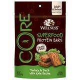 Wellness® Core® Superfood Protein Bars Turkey & Duck with Kale 5.5 oz. I006164