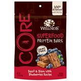 Wellness® Core® Superfood Protein Bars Beef & Bison with Blueberries 5.5 oz. I006165