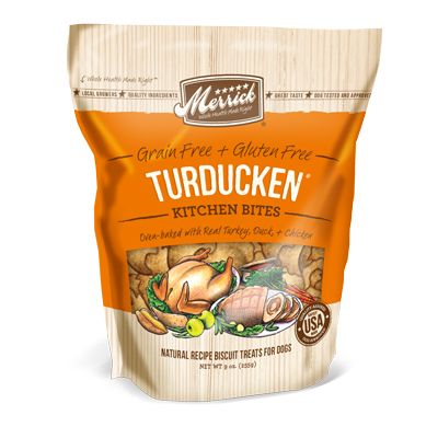 Merrick® Kitchen Bites Turducken® 9 oz. I006185