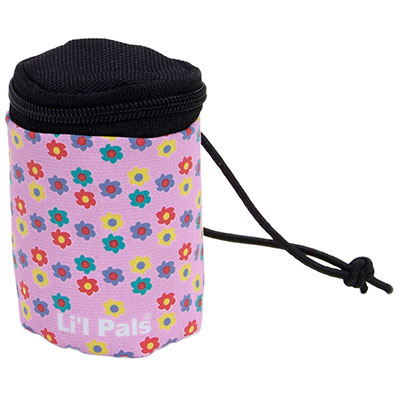 Coastal® Li'l Pals® Waste Bag Dispenser Multicolor Daises  I006339