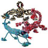 Mammoth® Flossy Chews® SnakeBiters™ Rope Dog Toys I006712b