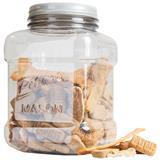 Petmate® Mason Inspired Treat Jar 150 oz I006720
