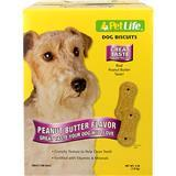 Sunshine Mills PetLife® Dog Biscuits Peanut Butter Flavor 4 lbs. I006748