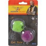 Petmate® Jackson Galaxy™ Cat Dice™ Hollow & Soft Set of 2 I006874