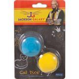 Petmate® Jackson Galaxy™ Cat Dice™ Rubber & Soft Set of 2 I006875