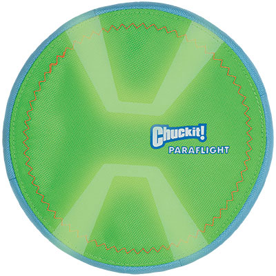 Chuckit!® Max Glow™ Paraflight Toy Large I006936