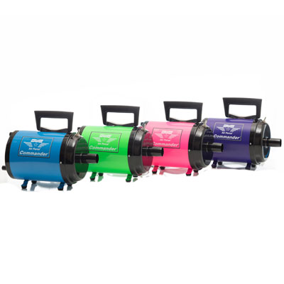 Metro® Air Force® Commander® AFTD Variable Speed Color Dryers I006978b