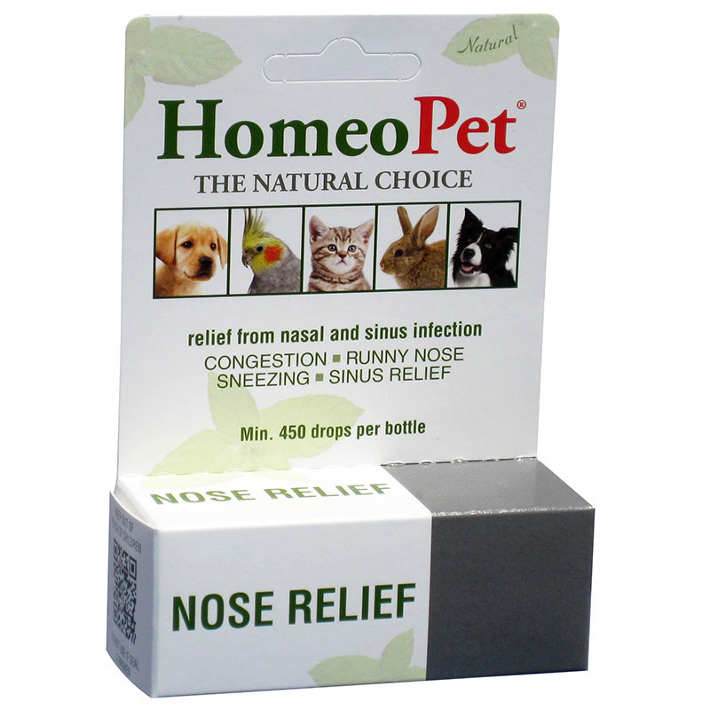 HomeoPet® Nose Relief 15 ml I006991