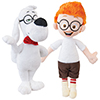 Multipet Mr. Peabody® & Sherman® Dog Toys I006997b