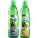 Tropiclean® Fresh Breath Plus Oral Care Water Additive I007196b