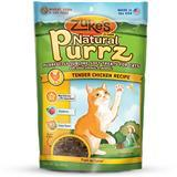 Zuke's® for Cats Natural Purrz™ Purrfectly Sublime Soft Treats For Cats Tender Chicken 3 oz. I007233