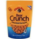 Charlee Bear® Bear Crunch All Natural Grain Free Treat Bacon & Blueberry 8 oz. I007236