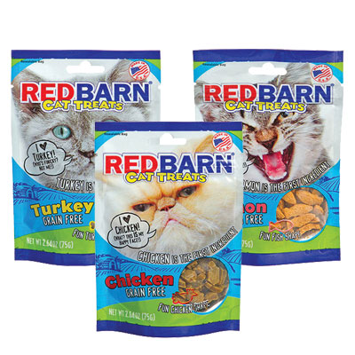 Redbarn® Grain-Free Cat Treats I007271b