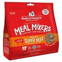 Stella & Chewy's Freeze Dried Meal Mixer Stella's Super Beef I007379b