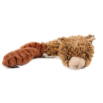 Multipet Bouncy Burrow Buddies™ Squirrel Dog Toy I007388