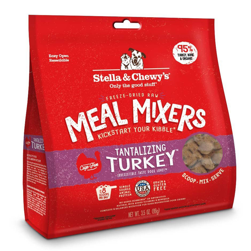 Stella & Chewy's® Meal Mixer Tantalizing Turkey I007396b