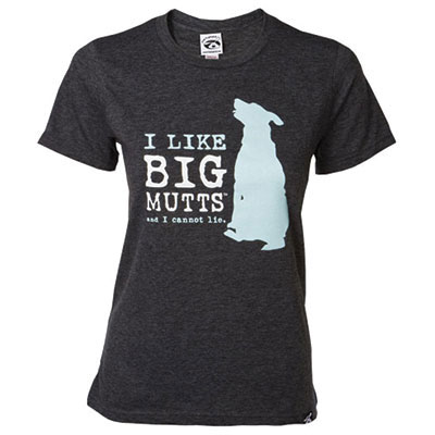 Dog is Good ® I Like Big Mutts Women's Tee I007459b