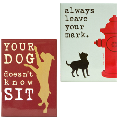 Dog is Good® Decorative Magnet I007496b