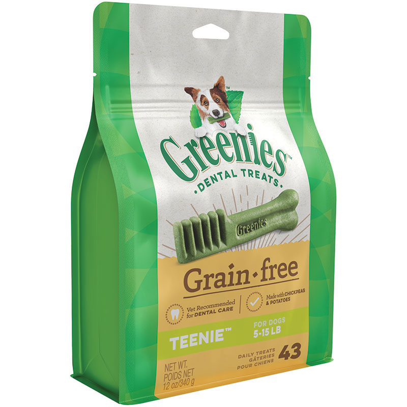 Greenies® Grain Free Treat-Pak Dog Treats 12 oz. I007785b