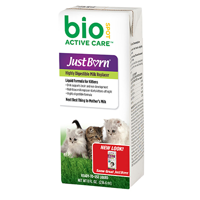 Bio Spot® Active Care™ Just Born Highly Digestible Milk Replacer 8 oz. I007815
